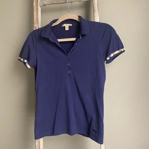 Burberry polo size S